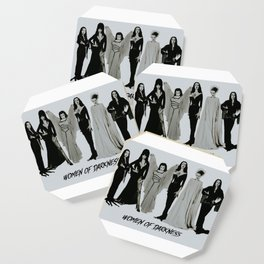 Women of Darkness (femme fatales) Coaster