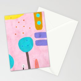 If you really need a touch of  Pink Stationery Cards