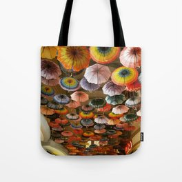 Umbrellas a Must for Your Wanderlust Tote Bag