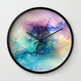 Dreaming by Nature Magick Wall Clock