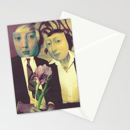 NO MORE LONELY NIGHTS Stationery Cards