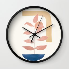 Set Line Flow 12 Wall Clock