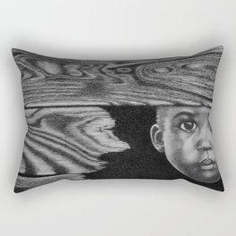 Streets of Uganda (Redeemed) Rectangular Pillow