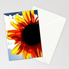 FLOWER 033 Stationery Cards