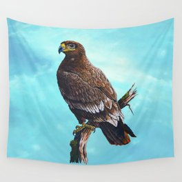 Steppe-Eagle Wall Tapestry