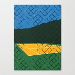 Forest Hills Tennis Club Canvas Print