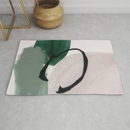 minimalist painting 01 Rug