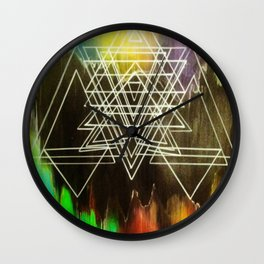 Is it not enough Just being ?  Wall Clock