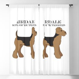 Airedale Blackout Curtain