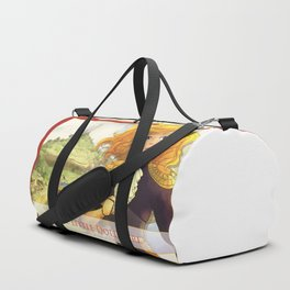 The Little Doll Girl: Cover Duffle Bag