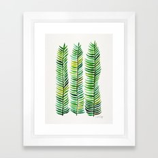 Seaweed Framed Art Print