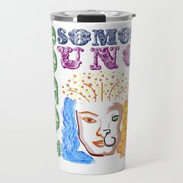 Todos Somos Uno Travel Mug