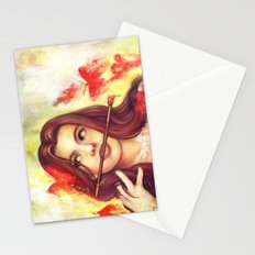 Butterfly Shout Stationery Cards