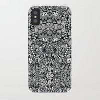 zentangle iPhone & iPod Cases featuring Zentangle  by Zenspire Designs