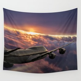 The Aircraft Wall Tapestry