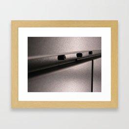 Full Metal Framed Art Print
