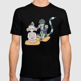 Meruem and Komugi T-shirt