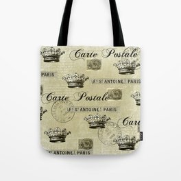 Poste Royale Tote Bag