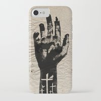 the walking dead iPhone & iPod Cases featuring The Walking Dead by FCRUZ