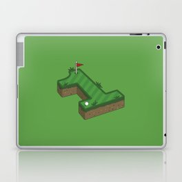 Hole In One Laptop & iPad Skin