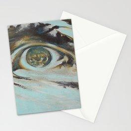 Cuban Streetart - Blue Eye Stationery Cards
