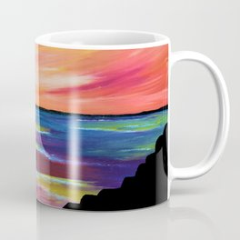GIANT'S CAUSEWAY SILHOUETTE Coffee Mug