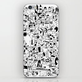 PUDDING iPhone Skin