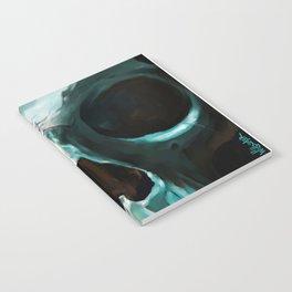Skull 14 Notebook