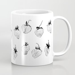 strawberries forever Coffee Mug