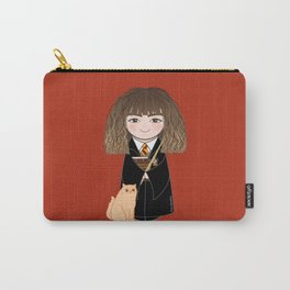 Kokeshi Hermi Carry-All Pouch