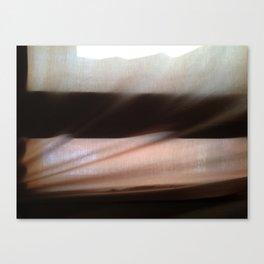 Shadows + Curtains #1 Canvas Print