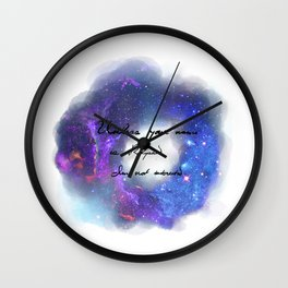 Unless Your name is Rhysand Wall Clock