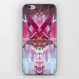 Spinal Tyrant iPhone Skin