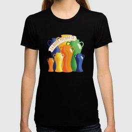 Bauer Pottery Rebekah Vases T-shirt