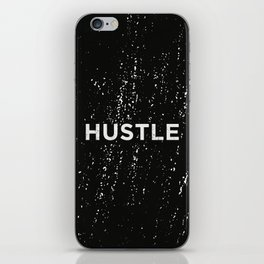 Hustle - iPhone Case iPhone Skin