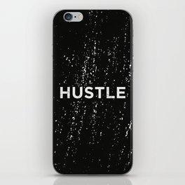 Hustle - iPhone Case iPhone Skin