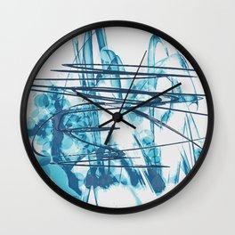 Hydropower Wall Clock
