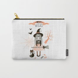 Best Witches Carry-All Pouch