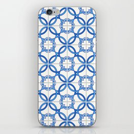 Travel to Lisbon iPhone Skin