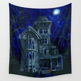 Twilight Manor Wall Tapestry