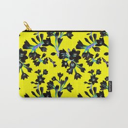 Watsonia Print Carry-All Pouch