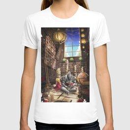 Alchemist Library T-shirt