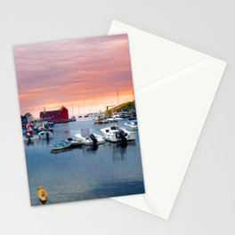 Landscape of Motif #1 (Rockport, Ma) Stationery Cards