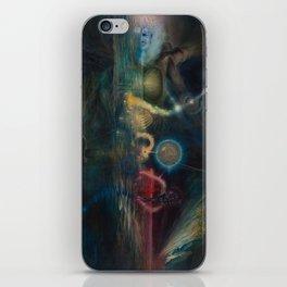 """""""Twenty Twelve Nataraja"""" iPhone Skin"""