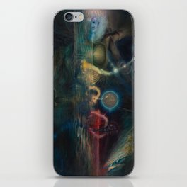 """Twenty Twelve Nataraja"" iPhone Skin"