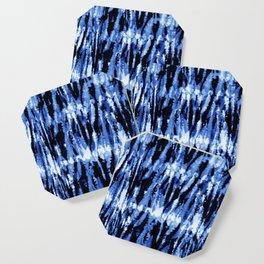 Blue Shibori Z Coaster