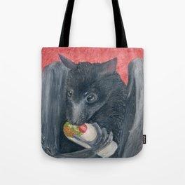 Taco Bat Tote Bag