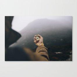 The way home - Tasmania Canvas Print