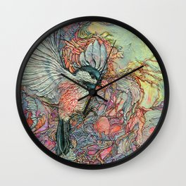 Remembering Delight Wall Clock