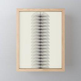 Not a Fan Gum Framed Mini Art Print
